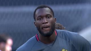 Belgium training at the Stade de Nice - 21.06