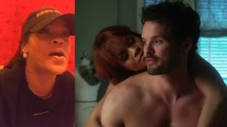 Rihanna Livestreams PRICELESS Reaction To Her Sex Scene On Bates Motel