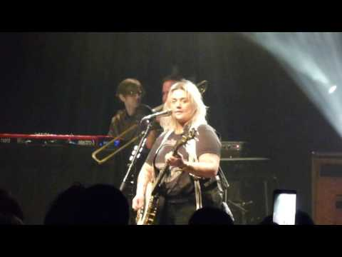Elle King - Song Of Sorrow - Live at The Fillmore in Detroit, MI on 10-30-16