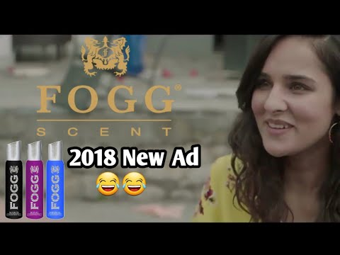Fogg - Latest New Ad 2018 - Strom At Bus Stand | HD Quality |