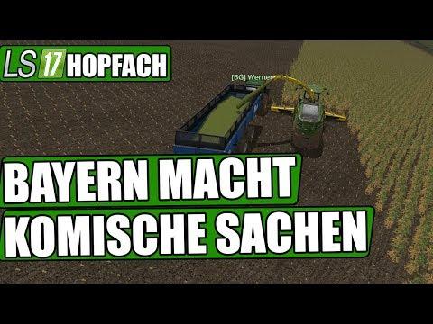 LS17 Hopfach #77 Bayern macht komische Sachen -Landwirtschaft Simulator 17