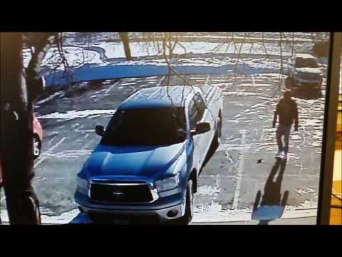 1 of 3 suspects... MADISON WI - Please help us identify these 3 criminals!