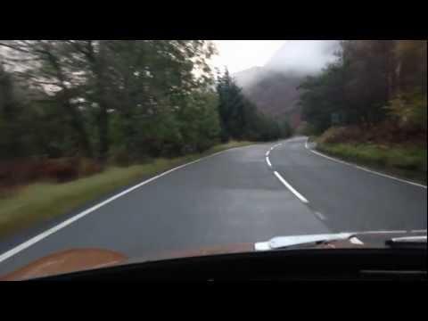 October run MCR trip Falls of Dochart to Gairloch Scotland. PART 1