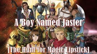 Hunt Magic Lipstick Rogue Galaxy Part