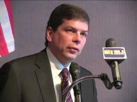 3/31/2010 Sen. Begich Speaks to Juneau Chamber of Commerce and Alaska Business Roundtable