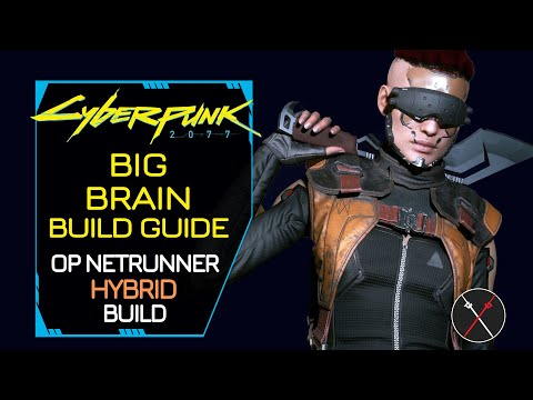 Cyberpunk 2077 Builds: Big Brain (Short Circuit Netrunner) Character Guide Weapons Perks