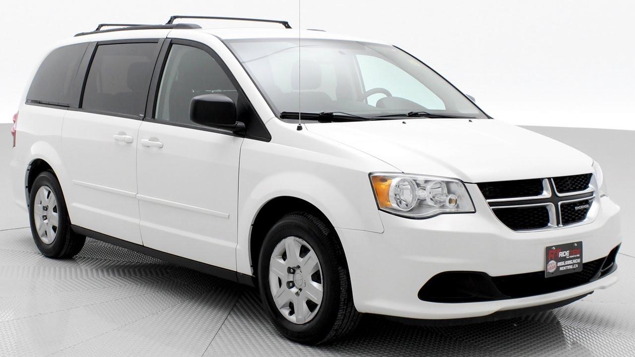 2012 dodge grand caravan sxt cheap used vans winnipeg. Black Bedroom Furniture Sets. Home Design Ideas
