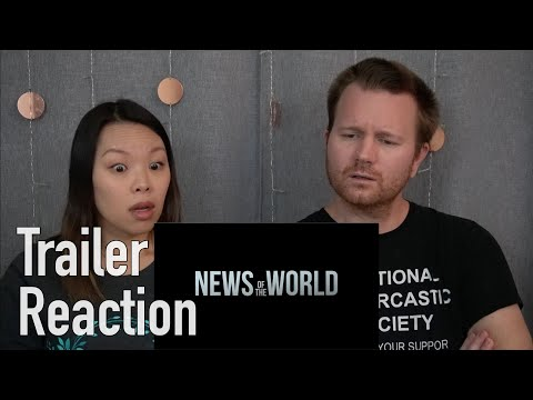 News of the World Official Trailer // Reaction & Review