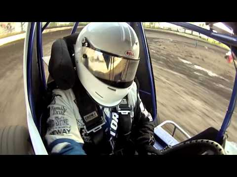 Hannah Adair Racing Port City Raceway Hotlaps