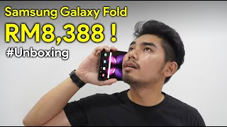 Samsung Galaxy Fold : Hands-On + Unboxing (Malaysia)