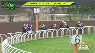 Vidéo de la course PMU CONDICIONAL FILLIES & MARES