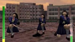 Evil Zone Specials - Playstation