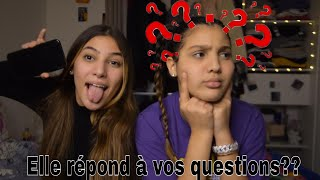 MA SOEUR REPOND A VOS QUESTION!!! w(houriahocini)