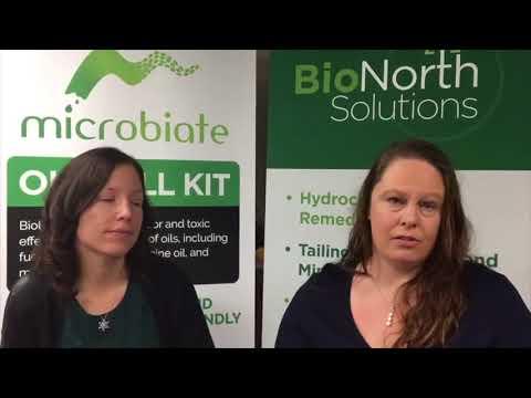 BioNorth Solutions, Disrupt Mining, 2018