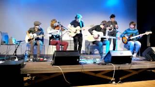Chris Pureka + Hostelfolk - Wagon Wheel- Rovereto 24/2/2014