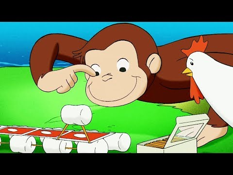 Curious George 🐵Buoy Wonder 🐵Kids Cartoon 🐵Kids Movies 🐵Videos for Kids