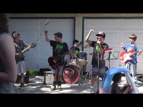 Slime - Hey Ho, Let's Go - Blitzkrieg Bop (by The Ramones)