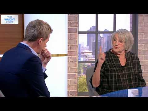 Germaine Greer On Tackling Rape And The Gender Pay Gap