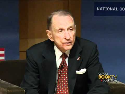 "BookTV: Arlen Specter, ""Life Among the Cannibals"""