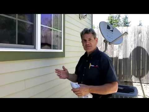 Oregon Satellite - Oregon Alarm Window Sticker