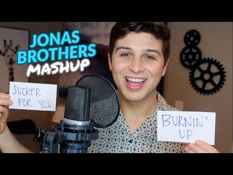 singing-every-jonas-brothers-song-to-one-beat!