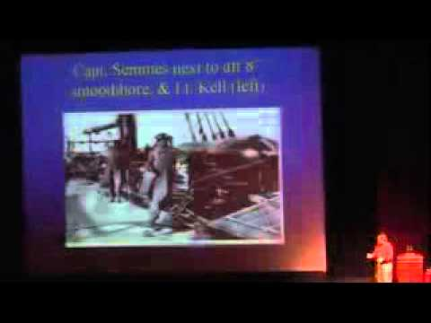 Jim Jobling - Nautical Archeology and Conservation - FYP Lecture Series
