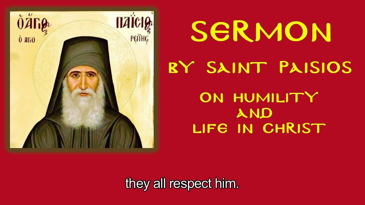 Saint Humility