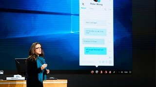 Windows 10's My People feature launch