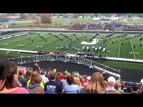 Petoskey Marching Band@ jenison high school live