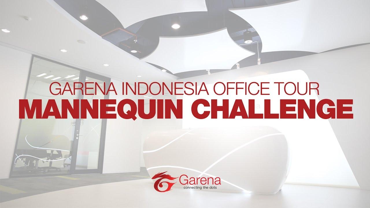 Garena Indonesia Office Tour à la Mannequin Challenge