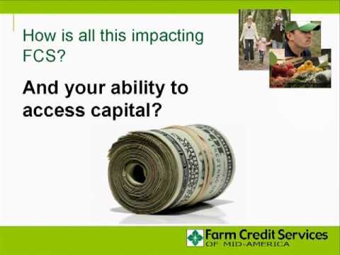 Bill Medley - How Wall Street is Impacting Credit to Farmers