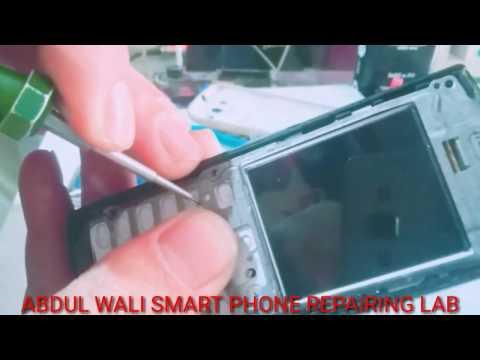 Nokia x1-00 Light problem L C D