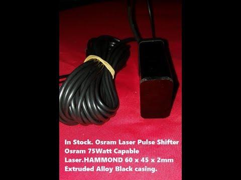 Best Laser Jammer 2018?  Police LIDAR Gun Signals  Our Compact Mouser Elec  Osram Laser Diode