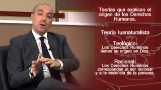 Teorías que explican el origen de los Derechos Humanos