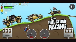Hill Climb Racing - New Awesome Vehicles Gameplay 😱