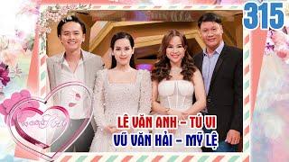 VỢ CHỒNG SON | VCS #315 UNCUT | Văn Anh ghen tuông với Lam Trường và khó chịu khi Tú Vi hôn bạn diễn
