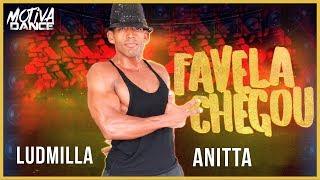 Baixar Favela Chegou - Ludmilla e Anitta | Motiva Dance (Coreografia)