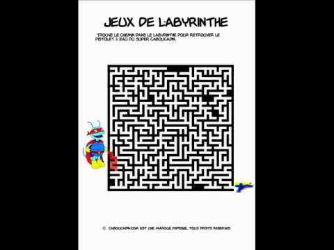 labyrinthe super heros caboucadin youtube