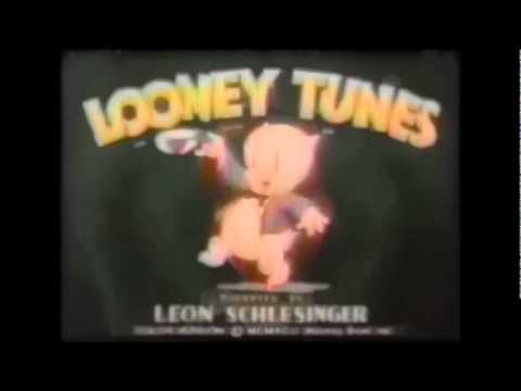 Looney Tunes Intros And Closings (1930-1969) UPGRADED 2.0