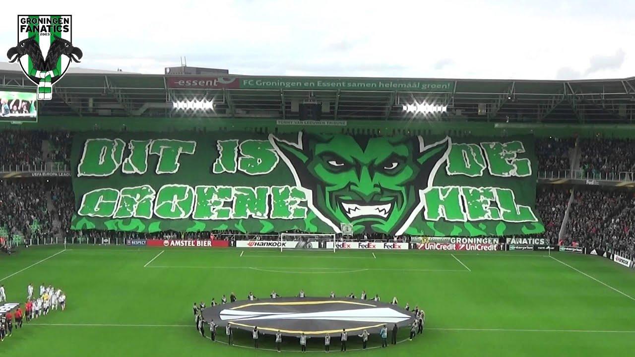 Fc Groningen Olympique De Marseille Groningen Fanatics