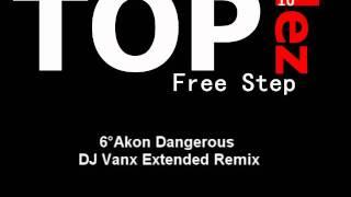 1°TOP 10 - MUSICAS DE FREE STEP