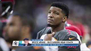 Bucs HC Bruce Arians Talks Return to Coaching, Jameis Winston & More w/Rich Eisen | Full Interview