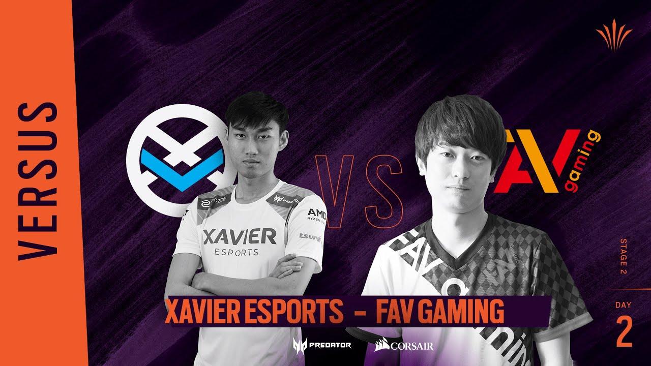 Xavier Esports vs FAV Gaming // Rainbow Six APAC North Division 2020 - Stage 2 - Playday #2