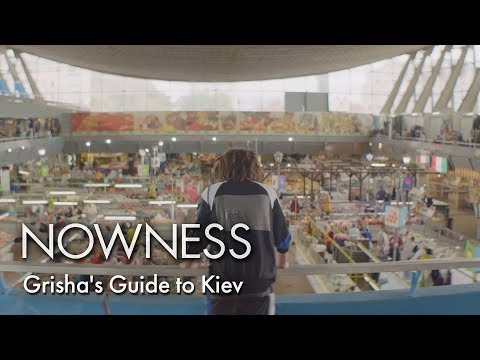 Grisha's Guide to Kiev
