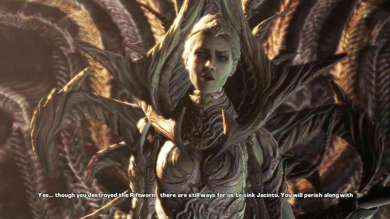 Locust Gears Of War Queen