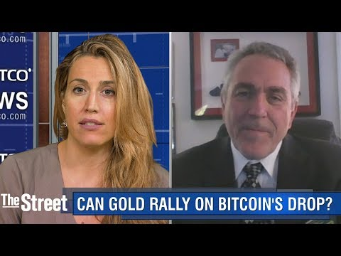 As Bitcoin Plummets More than $500, Will it Mark a Return to Gold?
