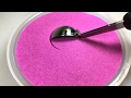 Very Satisfying Kinetic Sand Cutting Video - Sand Tagious