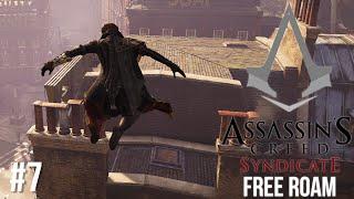 TRAFALGAR SQUARE | Assassins Creed Syndicate Free Roam (#7)