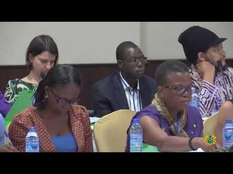 Ghana's Data for Sustainable Development Roadmap Forum