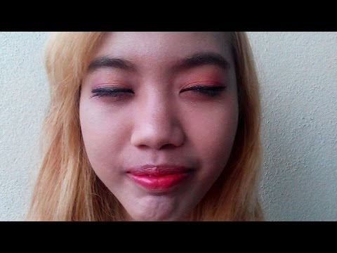 [ ENG CC ] Coral Burgundy Makeup | 코랄 부르고뉴 메이크업